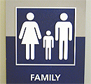 My Mommyology's Family Restrooms