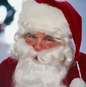My Mommyology's Santa Claus