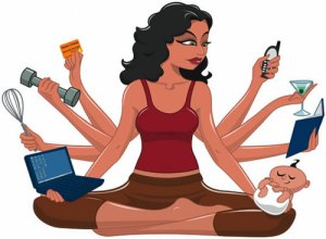 My Mommyology Multitasking Mom