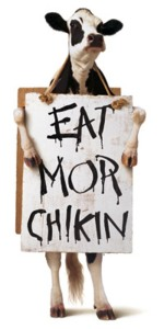 My Mommyology Chick-Fil-A on Snow Day