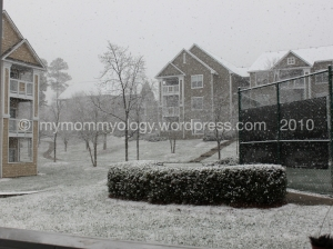 My Mommyology Winter with a Belly and a Toddler