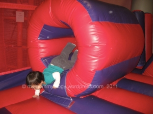 My Mommyology Bounce-U