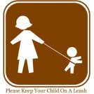 My Mommyology Toddler on a Leash