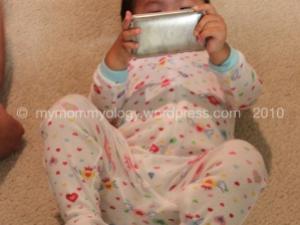 My Mommyology iPodato