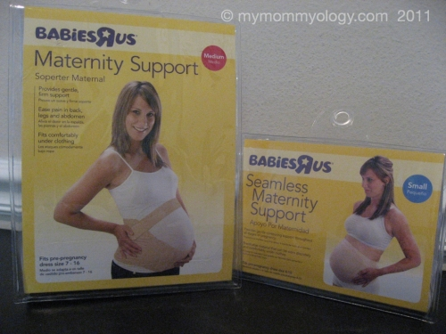 My Mommyology Maternity Support
