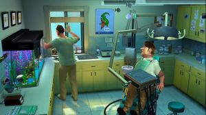 My Mommyology Finding Nemo Dentist