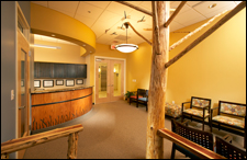 Southern Village Pediatric Dentistry Waiting Room