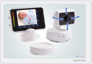My Mommyology Baby Touch Monitor