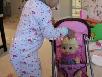 My Mommyology Baby Doll