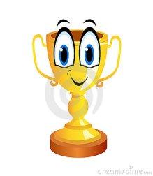 My Mommyology OC Trophy