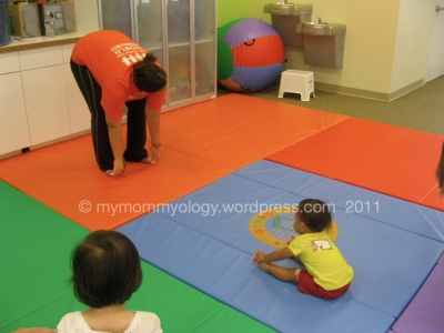 My Mommyology Gymboree