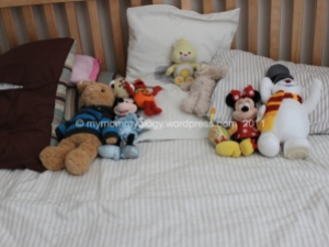 My Mommyology Bed Friends