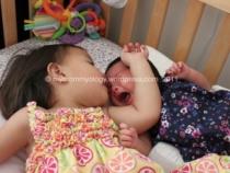 My Mommyology rough sisterly love