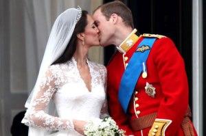 My Mommyology Royal Wedding Kiss