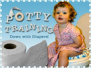 My Mommyology Potty Training