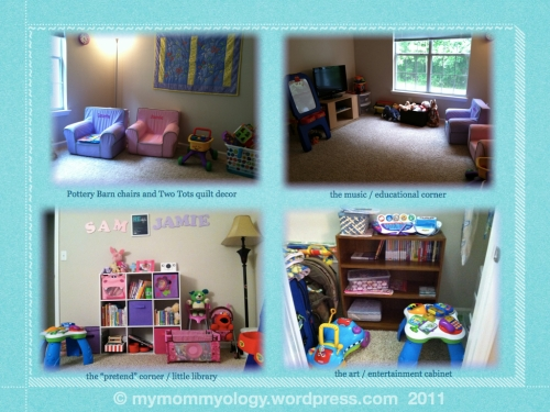 My Mommyology Playroom
